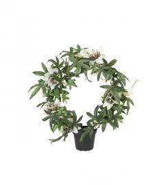 Kunstig Passiflora 40 cm , hemmetshjarta.no