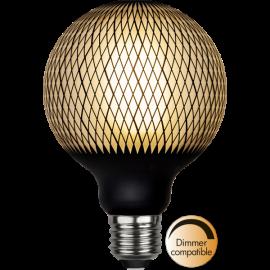 LED-Lampe E27 Graphic G95 Dim , hemmetshjarta.no