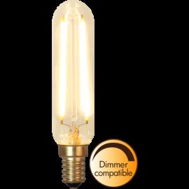 LED-Lampe E14 Soft Glow T25 Dim , hemmetshjarta.no