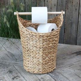 U. 13 Toalettpapirholder med kurv , hemmetshjarta.no