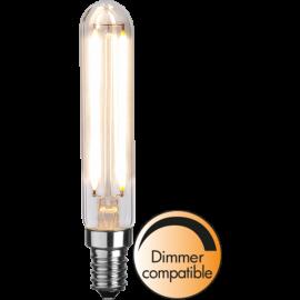 LED-Lampe E14 Ø20 Dim lm250/25w Clear , hemmetshjarta.no