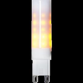 LED-Lampe Flame G9 , hemmetshjarta.no