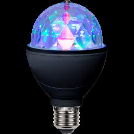 LED-lampe E27 Disco , hemmetshjarta.no