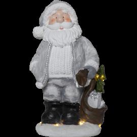 Dekorativ figur Julenissen , hemmetshjarta.no