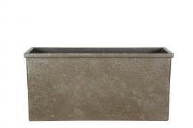 Hardplast Mud Krukke/Square 27x8,5x13cm , hemmetshjarta.no