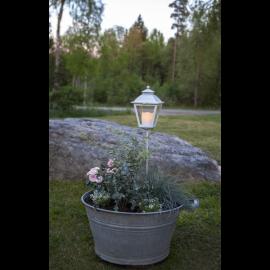 LED-lykt gravsten Serene , hemmetshjarta.no