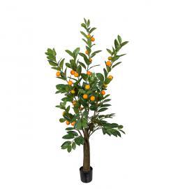Kunstig Citrus 150 cm , hemmetshjarta.no