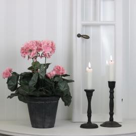 Kunstig Pelargonium 35 cm , hemmetshjarta.no