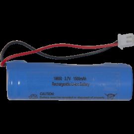 Batteri 18650 3,7V 1500mAh Li-Ion JST-PH 2mm plugg , hemmetshjarta.no