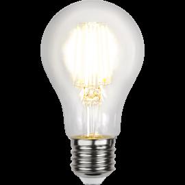 LED-Lampe E27 Low Voltage Ø60 lm450/39w 12-24 VDC Clear , hemmetshjarta.no
