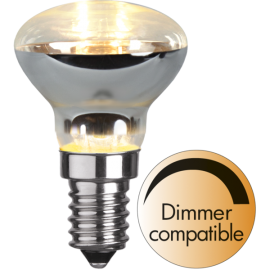 LED-Lampe E14 Reflector Ø39 Dim lm150/16w Clear , hemmetshjarta.no