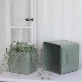 Plant Kvadrat 2-pack 20/16 - grønn , hemmetshjarta.no