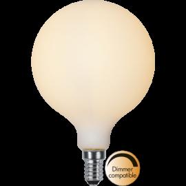 LED-Lampe E14 Opaque Double Coating G95 , hemmetshjarta.no