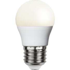 LED-Lampe E27 Ø45 lm480/41w Frostet Basic Ra90 , hemmetshjarta.no