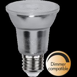 LED-Lampe E27 PAR20 Spotlight Glass Dim , hemmetshjarta.no