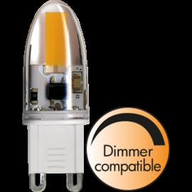 LED-Lampe G9 Halo-LED lm160/17w Dim , hemmetshjarta.no