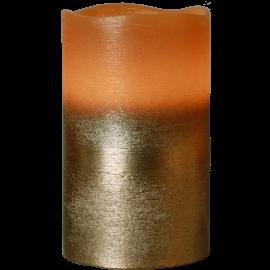 Batteridrevet Blokklys LED Cooper 7,5x12,5cm , hemmetshjarta.no