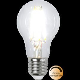 LED-Lampe E27 Ø60 Dim lm890/65w Clear , hemmetshjarta.no