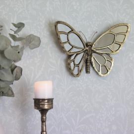 Speil/Sommerful 34 cm - Antikkgull , hemmetshjarta.no