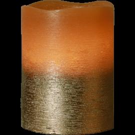 Batteridrevet Blokklys LED Cooper 7,5x10cm , hemmetshjarta.no