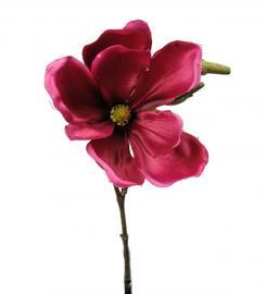Kunstig Magnolia Kvist 30 cm , hemmetshjarta.no