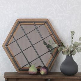 Speil Net 38x43 cm , hemmetshjarta.no