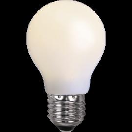 LED-Lampe E27 Outdoor Lighting A55 Opal , hemmetshjarta.no