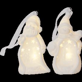 Dekorativ figur Vinter 2-pakning , hemmetshjarta.no