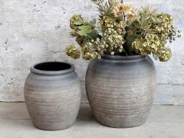 Uke 02 Vase for deco H25 / Ø23,5 cm kull , hemmetshjarta.no
