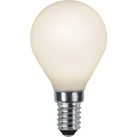 LED-Lampe E14 Ø45 lm150/16w Frostet , hemmetshjarta.no