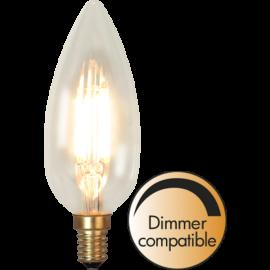 LED-Lampe E14 Soft Glow C45 Dim , hemmetshjarta.no
