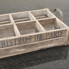 Trekasse Bistrot de Paris 50 cm , hemmetshjarta.no