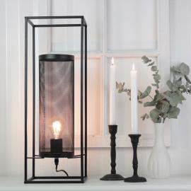 Lampe Industri 56 cm - svart , hemmetshjarta.no