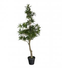 Kunstig Podocarpus 95 cm , hemmetshjarta.no