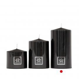 Kubbelys Black 9,7x19 , hemmetshjarta.no
