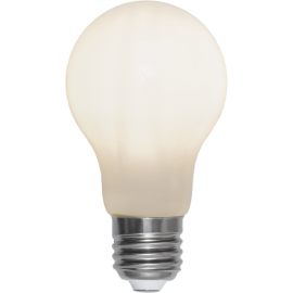 LED-Lampe E27 Ø60 lm806/60w Frostet Ra90 , hemmetshjarta.no
