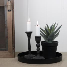 Brett Industri 27 cm - svart , hemmetshjarta.no