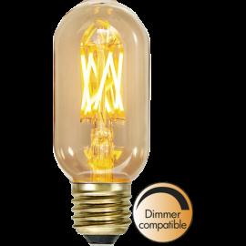 LED-Lampe E27 Vintage Gold T45 Dim , hemmetshjarta.no