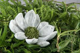 Blomst / Stick 10cm 2-pakning , hemmetshjarta.no