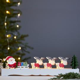 Lysestake Rudolf , hemmetshjarta.no