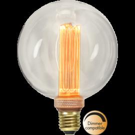 LED-Lampe E27 New Generation Classic G125 Dim , hemmetshjarta.no