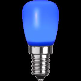LED-Lampe E14 ST26 Outdoor Lighting ST26 Blå , hemmetshjarta.no