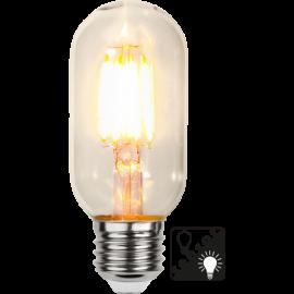 LED-Lampe E27 Sensor clear T45 , hemmetshjarta.no