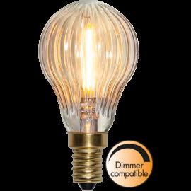LED-Lampe E14 Soft Glow P45 Dim , hemmetshjarta.no