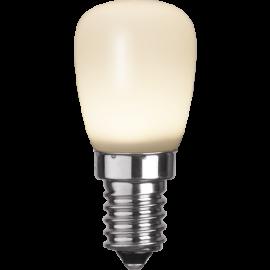 LED-Lampe E14 ST26 Outdoor Lighting ST26 Opal , hemmetshjarta.no