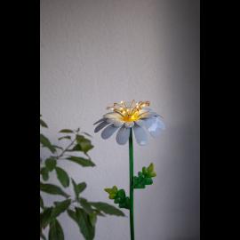 Solcelle dekorasjon Daisy , hemmetshjarta.no