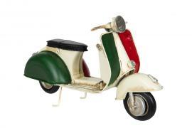 Dekorasjon Vespa Italiano Metall 25x10x15cm , hemmetshjarta.no