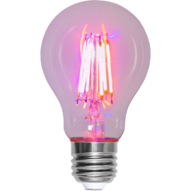 LED-lampe E27 A60 Plant Light , hemmetshjarta.no