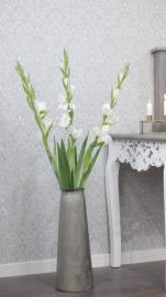 Kunstig Gladiolus 100 cm , hemmetshjarta.no