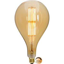 LED-Lampe E27 Industrial Vintage A165 Dim , hemmetshjarta.no